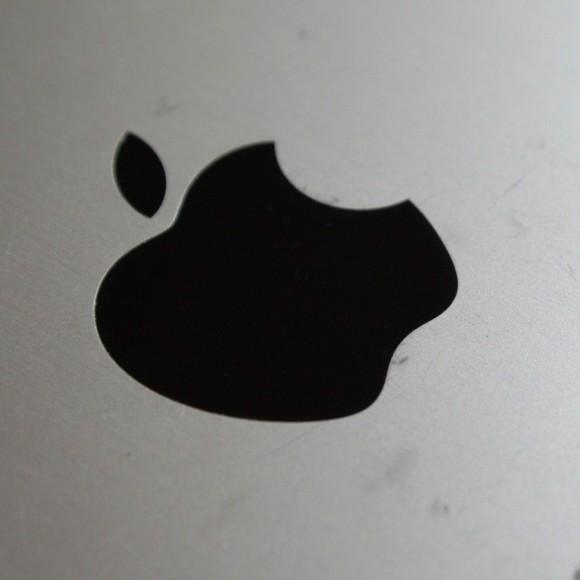 Hat Kratzerabbekommen: Apple